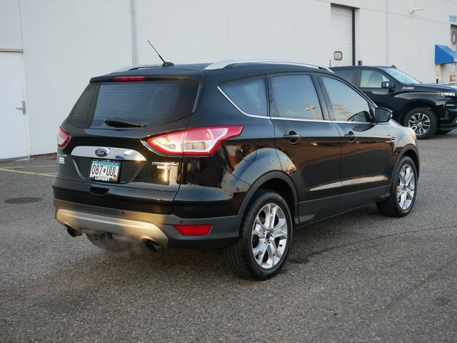 Used 2016 Ford Escape Titanium with VIN 1FMCU9J9XGUC11434 for sale in Bloomington, Minnesota