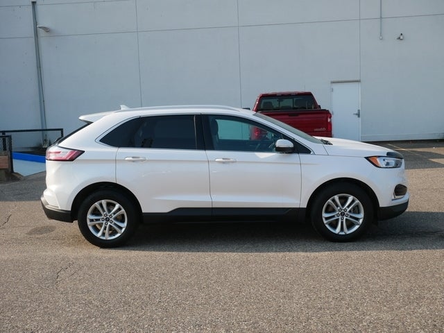 Used 2019 Ford Edge SEL with VIN 2FMPK4J91KBB18231 for sale in Bloomington, Minnesota