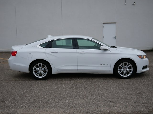 Used 2015 Chevrolet Impala 2LT with VIN 2G1125S31F9115152 for sale in Bloomington, Minnesota