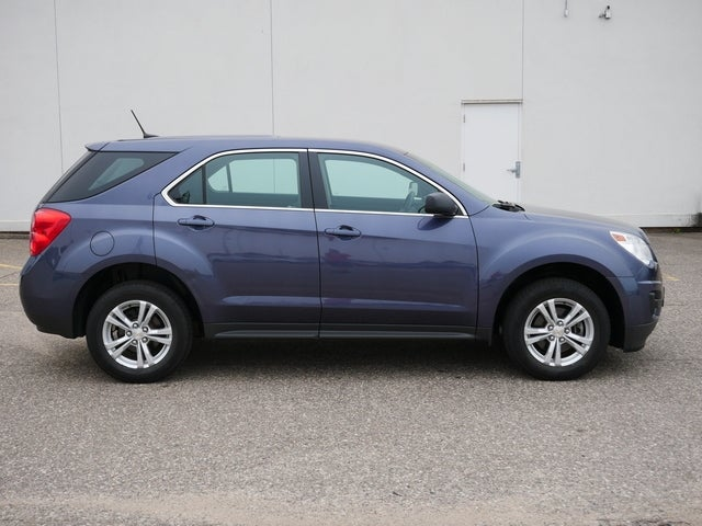 Used 2013 Chevrolet Equinox LS with VIN 2GNALBEK2D6356035 for sale in Bloomington, Minnesota