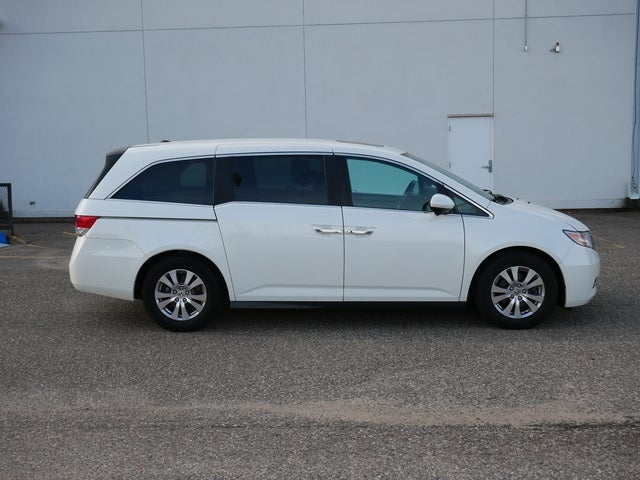 Used 2016 Honda Odyssey EX-L with VIN 5FNRL5H62GB130961 for sale in Bloomington, Minnesota