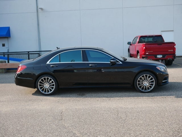 Used 2014 Mercedes-Benz S-Class S550 with VIN WDDUG8FB3EA049348 for sale in Bloomington, Minnesota